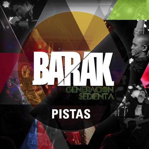 Pistas Instrumentales Generación Sedienta de Barak