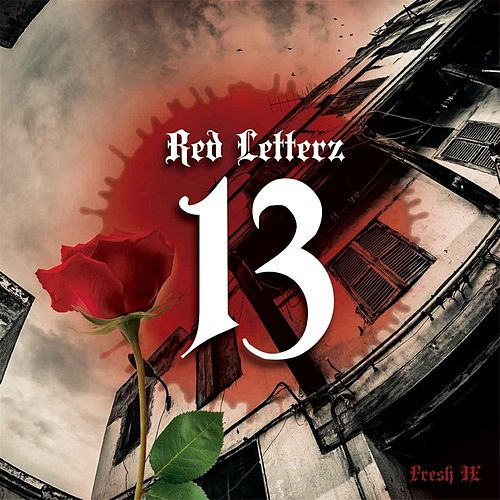 Red Letterz13 de Fresh IE