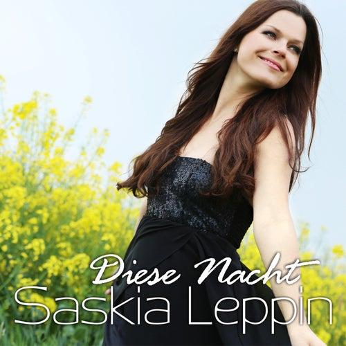 Diese Nacht von Saskia Leppin