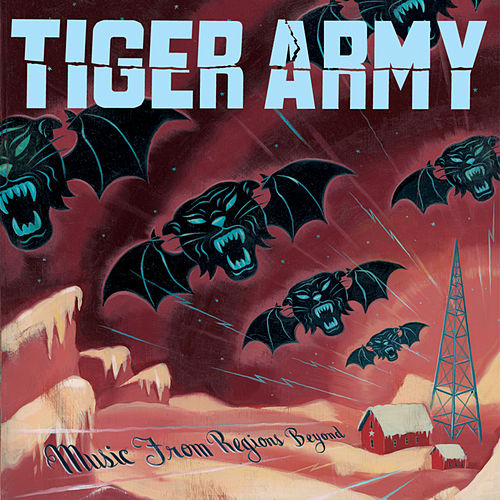 Music from Regions Beyond de Tiger Army