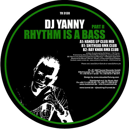 Rhythm Is A Bass von DJ Gollum