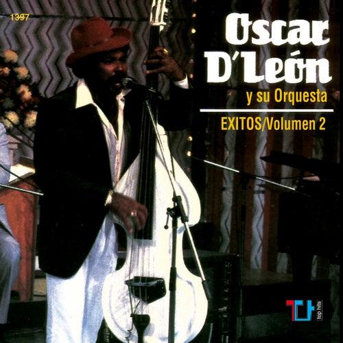 Exitos Volumen Ii- Oscar D Leon de Oscar D'Leon