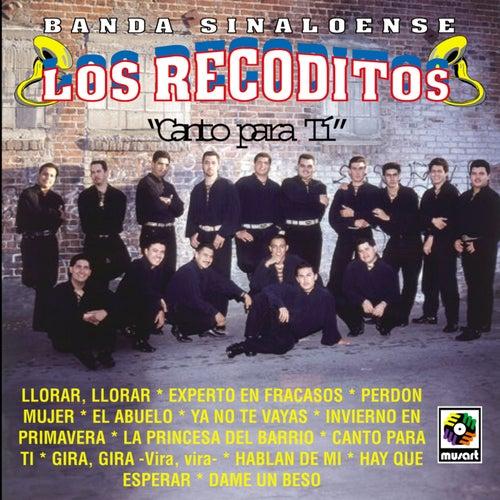 Canto Para Ti de Banda Los Recoditos