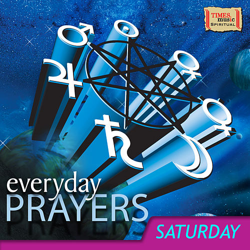 Everyday Prayers - Saturday by Various Artists