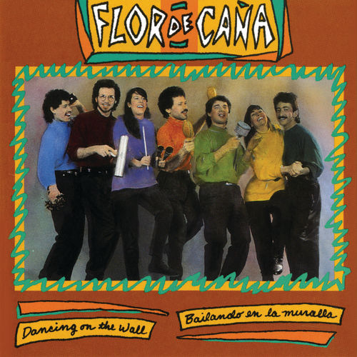 Dancing On The Wall by Flor De Cana