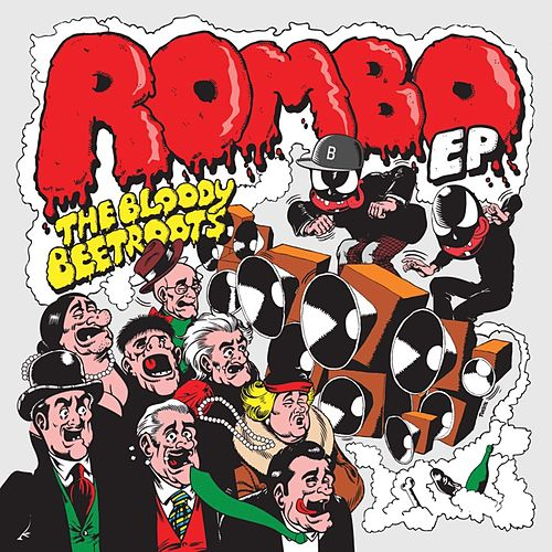 Rombo EP de The Bloody Beetroots