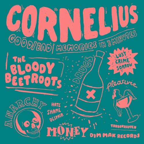Cornelius de The Bloody Beetroots