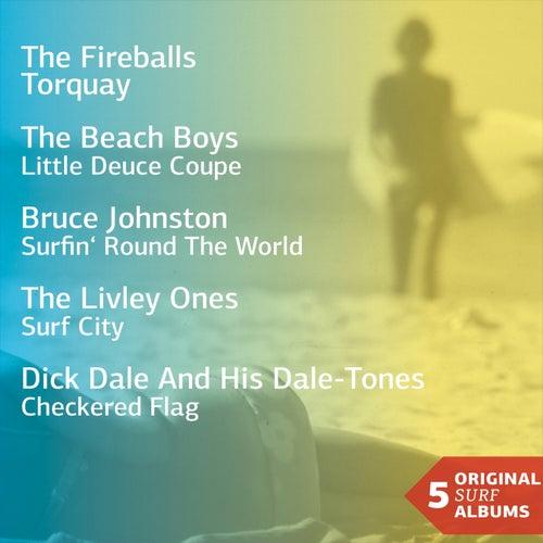 Five Original Surf Albums, Vol. 3 by Various Artists