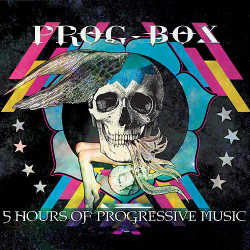 Prog Box de Various Artists
