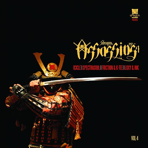 Shogun Assassins, Vol. 4 by Various Artists