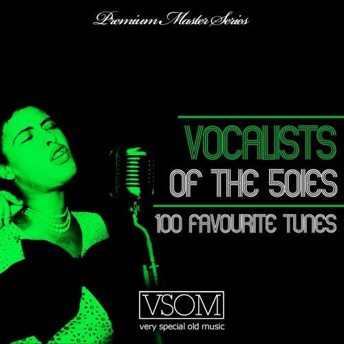 Vocalists Of The 50ies de Various Artists