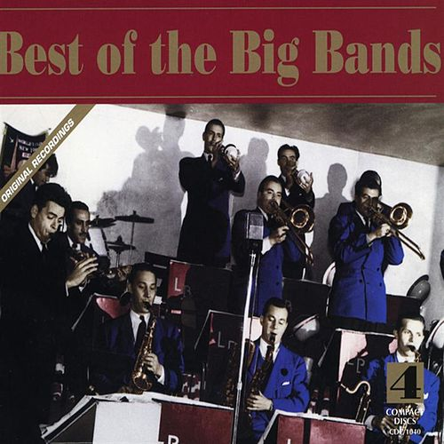 The Big Bands • 4-disc set by Various Artists