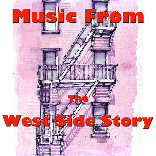 Music From The West Side Story de West End Orchestra & Singers