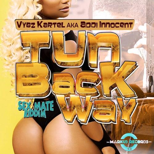 Tun Back Way - Single by VYBZ Kartel