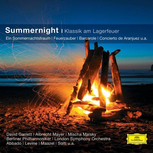 Summernight - Klassik am Lagerfeuer von Various Artists