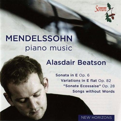 Mendelssohn: Piano Music de Alasdair Beatson