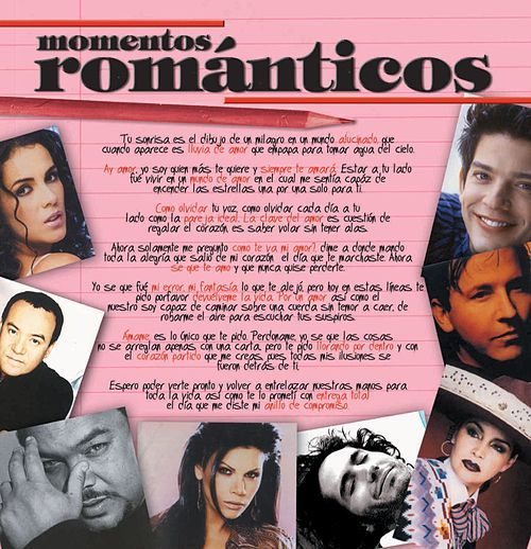 Momentos romanticos de Various Artists