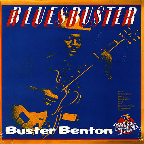 Bluesbuster de Carey Bell