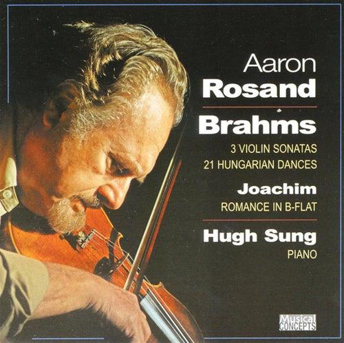 Brahms: Joachim:Violin Works de Aaron Rosand