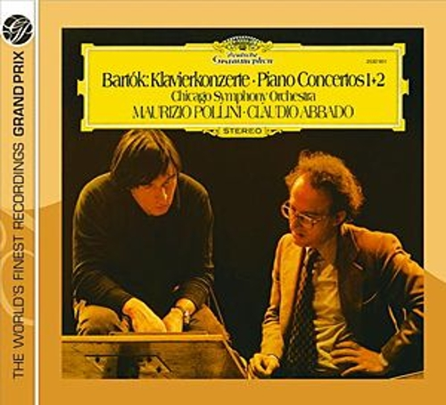 Bartók: Piano Concertos Nos.1 & 2; Two Portraits Op.5 von Chicago Symphony Orchestra