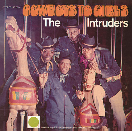 Cowboys to Girls de Intruders