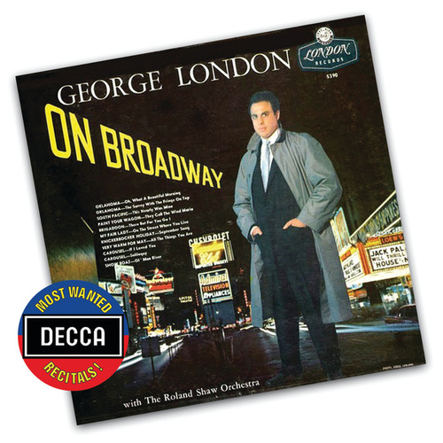 On Broadway von George London
