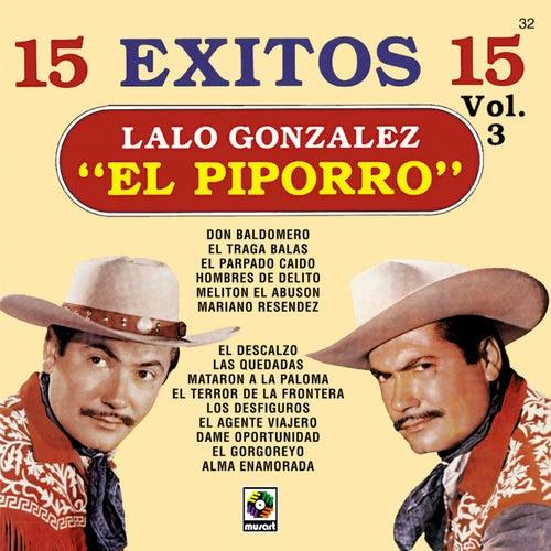 15 Éxitos, Vol. 3 by El Piporro
