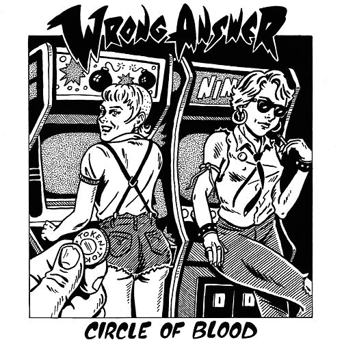 Circle of Blood de Wrong Answer