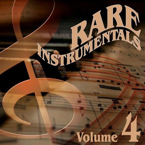 Rare Instrumentals Volume 4 von Various Artists