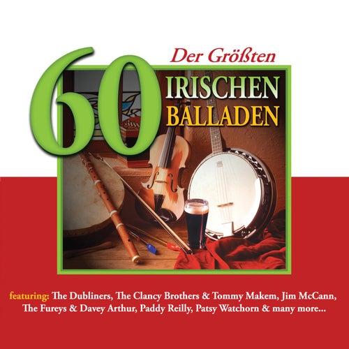 60 der Größten Irischen Balladen by Various Artists