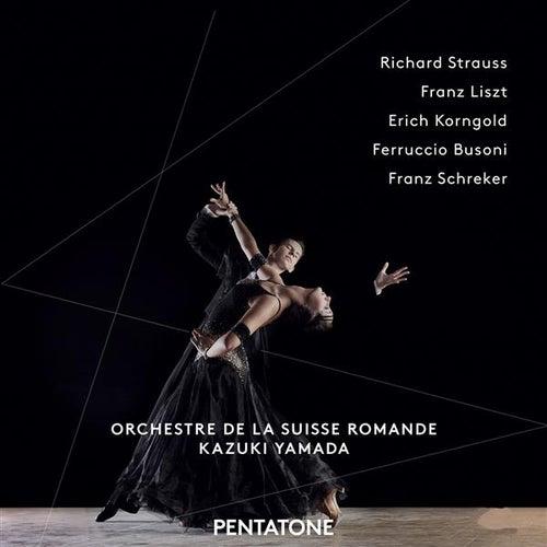 Strauss, Liszt, Korngold, Busoni & Schreker: Orchestral Works von Swiss Romande Orchestra