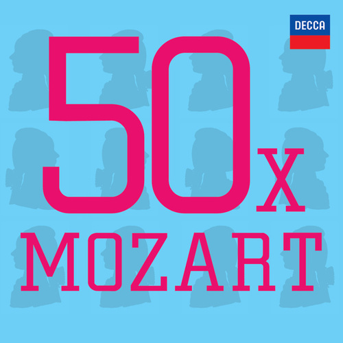 50 x Mozart de Various Artists