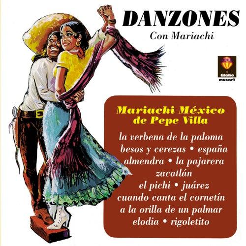 Danzones Con Mariachi by Mariachi Mexico