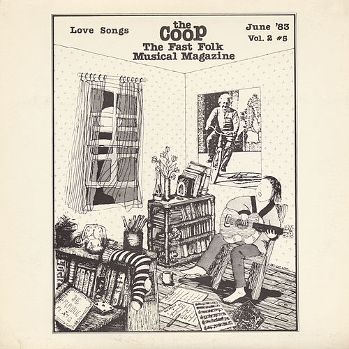 CooP - Fast Folk Musical Magazine (Vol. 2, No. 5) Love Songs di Various Artists