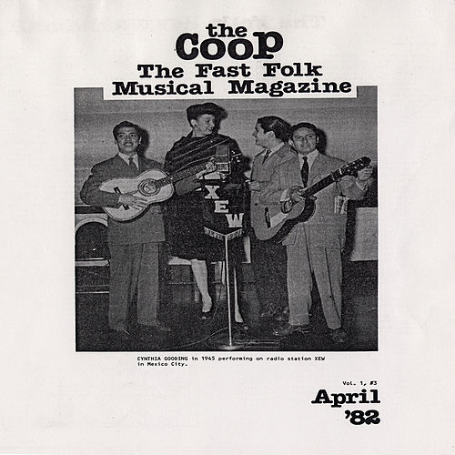 CooP - Fast Folk Musical Magazine (Vol. 1, No. 3) by Various Artists