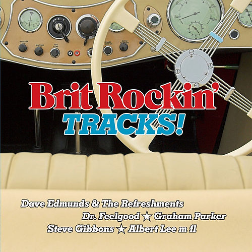 Brit Rockin' Tracks! by Various Artists