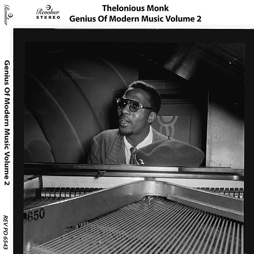 Genius of Modern Music, Vol. 2 by Thelonious Monk