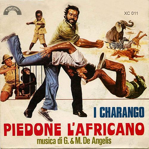 Piedone L Africano Piedone The African Original By Gianfranco Plenizio