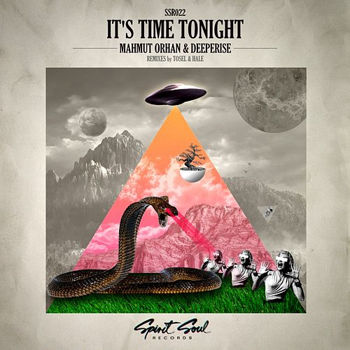 It's Time Tonight by Mahmut Orhan