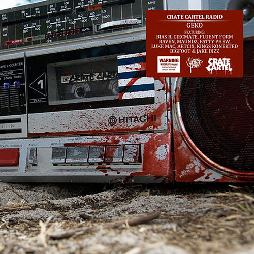 Crate Cartel Radio by Geko