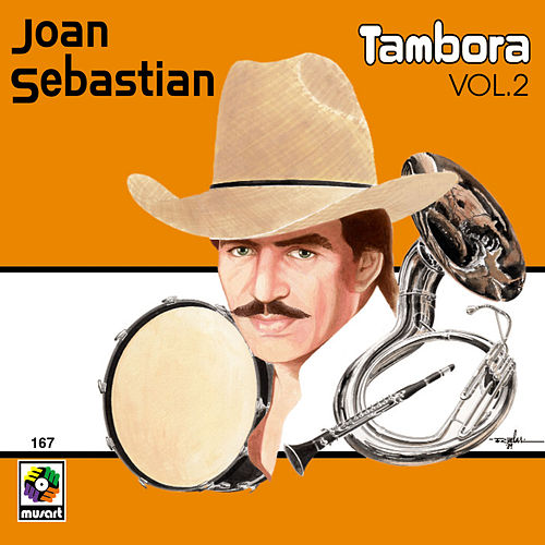 Tambora, Vol. 2 by Joan Sebastian