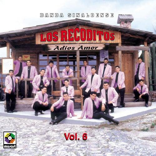 Vol. 6, Adiós Amor de Banda Los Recoditos