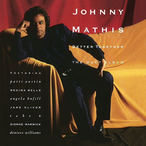Better Together: The Duet Album de Johnny Mathis