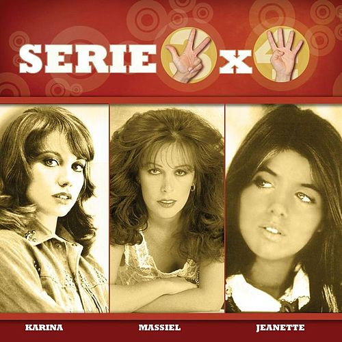 Serie 3X4 (Karina, Massiel, Jeanette) by Various Artists