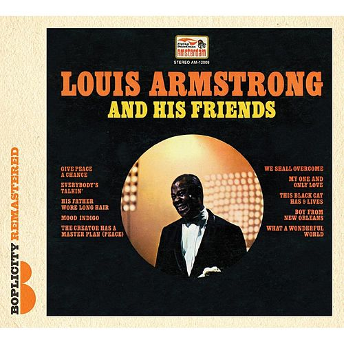 Louis Armstrong And His Friends de Louis Armstrong