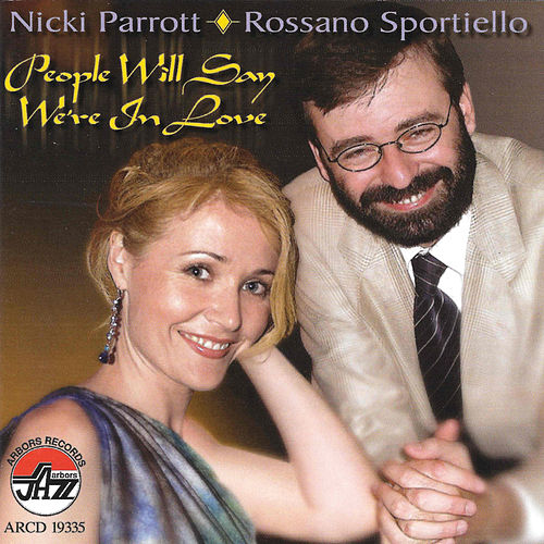People Will Say We're In Love by Nicki Parrott