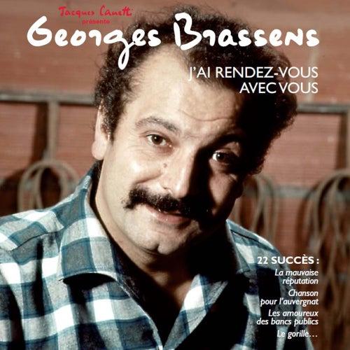 J'ai Rendez-Vous Avec Vous de Georges Brassens