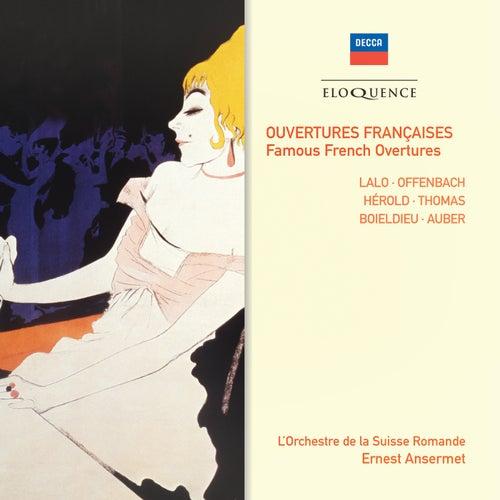 Ouvertures Françaises - Famous French Overtures de L'Orchestre de la Suisse Romande