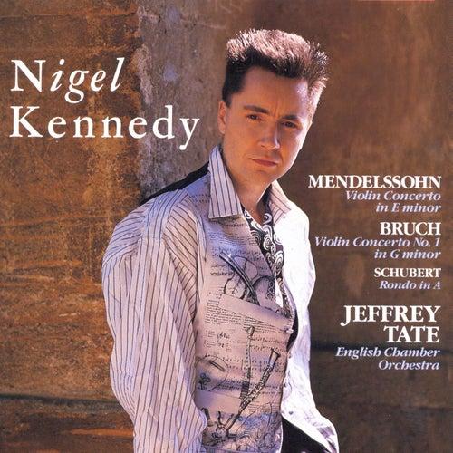 Bruch/Mendelssohn: Violin Concertos de Nigel Kennedy