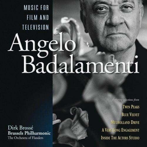 Angelo Badalamenti: Music For Film And Television von Angelo Badalamenti